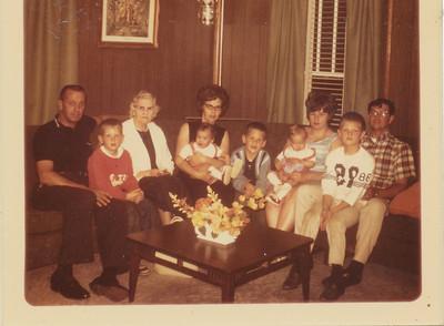 4 Generations Dale Clark