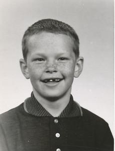 Dennis Clark 1956-57