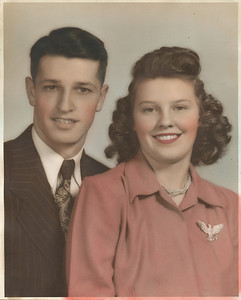 Dale & Irma Clark