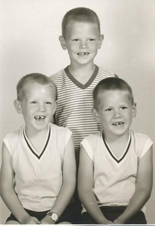 Brad, Mark, Brain Clark