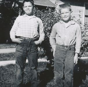 Steven & Dennis Clark