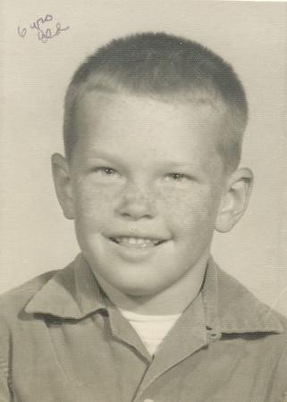 Dennis Clark 6 years old