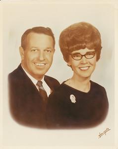 Dale & Rose Clark 1970