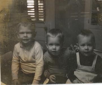 Brad, Mark & Brian Clark
