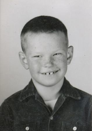Dennis Clark 1957-58