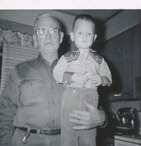 Steven & Orval Clark 1963