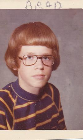 Brad Clark 1975-76
