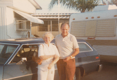 Eileen & Ellis Sullivan 2-12-1985 (Palmetto, FL)