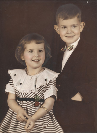 Jane & Max Sullivan 1953