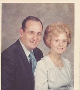 Ellis & Eileen Sullivan 1974
