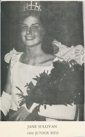 Jane Sullivan 1969 Junior Miss