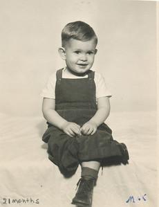 Max Sullivan Dec 1950