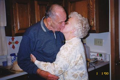 Ellis & Eileen Sulllivan 1-1-2000 (Forever Sweethearts)