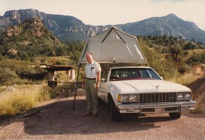 Ellis Sullivan 1986 (Camping)
