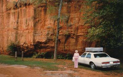 Eileen Sullivan 1986 (Camping)