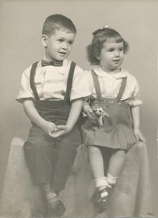 Max & Jane Sullivan 1952