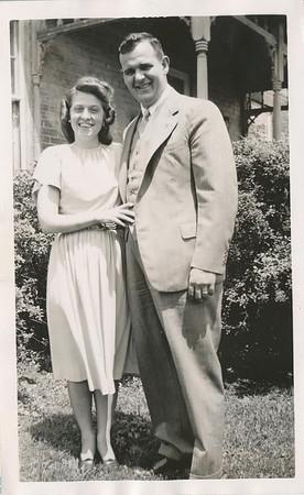 Eileen & Ellis May 4, 1947
