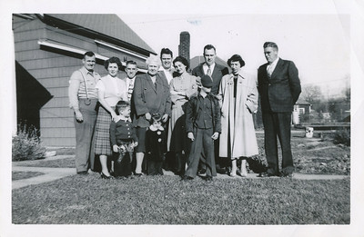 Thanksgiving 1952