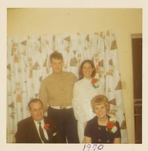 Sullivan Family 1970