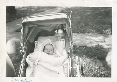 Max Ellis 1949 (8 weeks old)