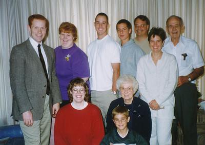 Sullivan Family 1990s