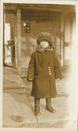 Eileen Clark (Winter outfit)