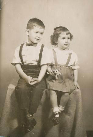 Max & Jane 1952