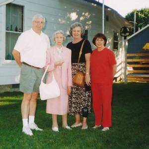 Mike & Gene Sullivan, Janet Monte & Connie Sullivan