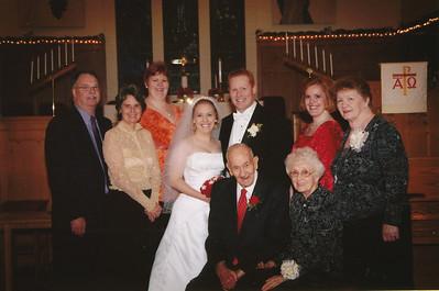 Sullivan Family 2007