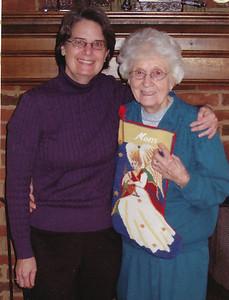 Jane & Eileen 2009