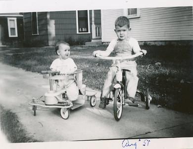 Jane & Max Aug 1951