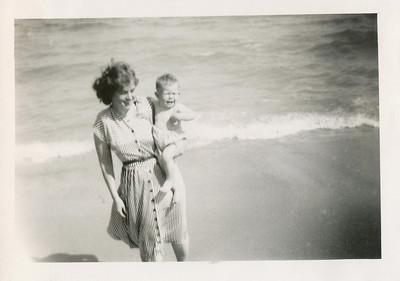 Eileen & Max Feb 21, 1950