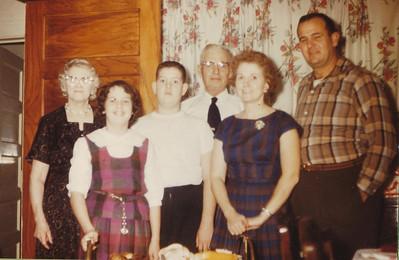 Sullivan Family 1961