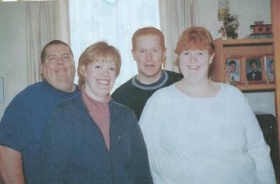 Stephen & Samantha Sullivan, Joyce & Don Davidson