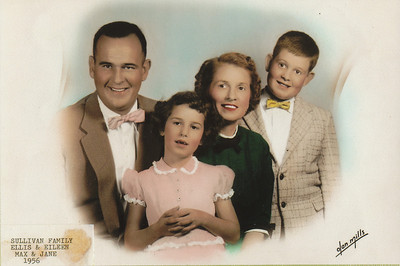 Sullivan Family 1956
