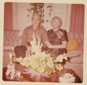 Orval & Ethel Clark 1953