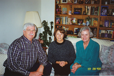 Mike, Connie Sullivan & Janet Monti