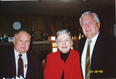 Scotty Fisher, Pat and Bill Myers