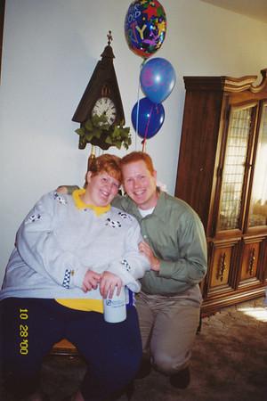 Stephen and Joyce 10-28-2000