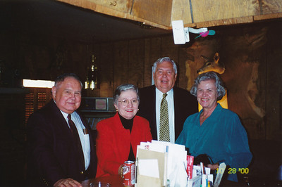 Scotty Fisher, Pat and Bill Myers, Janet Monti