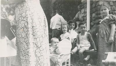 1949 Max,Mike & Janet Sullivan
