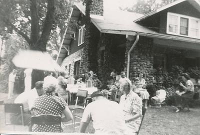 1949 Reunion at Otis Sullivan's
