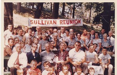 1959 (50th Annual Sullivan Reunion)
