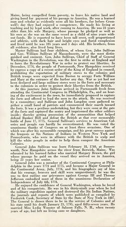 The Genealogy of The Maryland Sullivan c