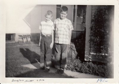 Douglas Mosar & Max Sullivan - 1956