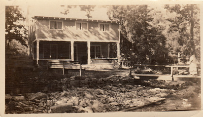Cliffty House - Theodore Robertson's home  place