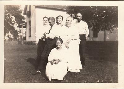 Charles Sullivan Family 002a
