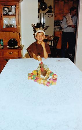 Andrew Hiller - Thanksgiving 1991 c