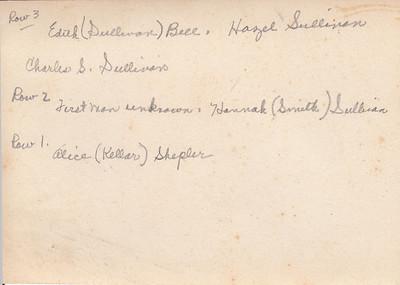 Charles Sullivan Family 002b