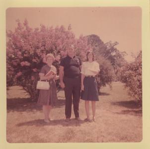 Eileen, Ellis & Jane Sullivan - 1966